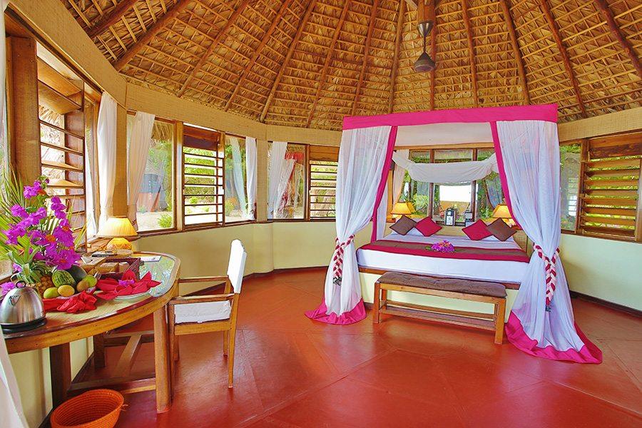 Hébergement suite à l'Hôtel Nosy Saba & Spa
