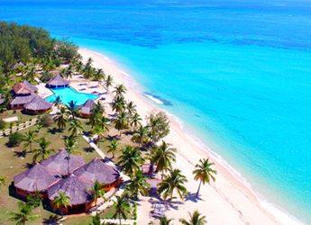 Hotel de lux sur île privée
