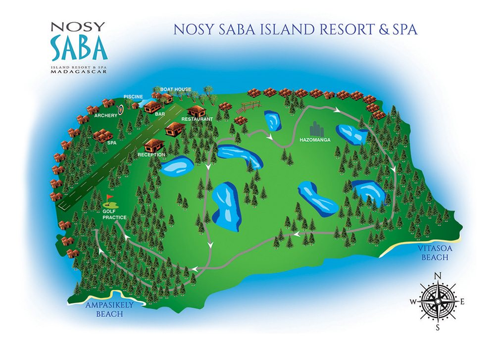 Nosy Saba Private Island & Spa