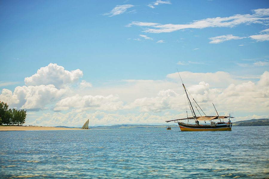 Accés à Nosy Saba Private Island & Spa